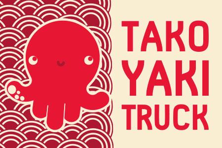 Takoyaki Truck